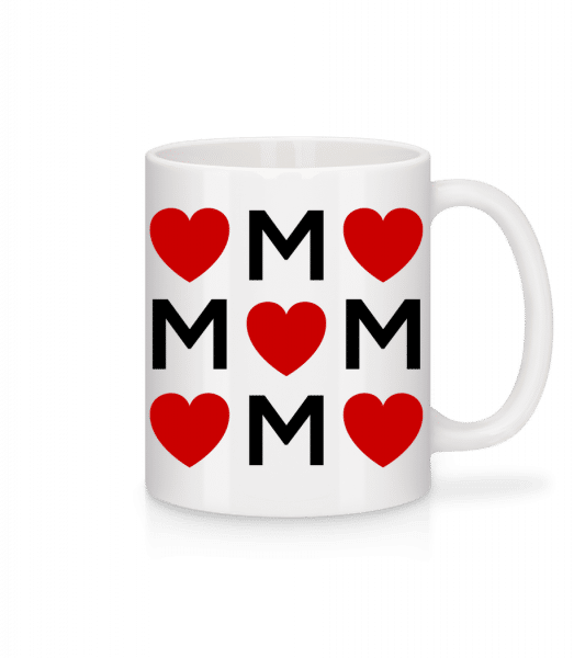 Mother Love - Mug - White - Front