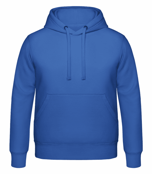 Unisex Hoodie - Royal blue - Front