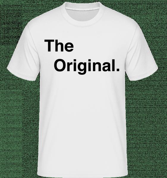 The Original -  Shirtinator Men's T-Shirt - White - Vorn