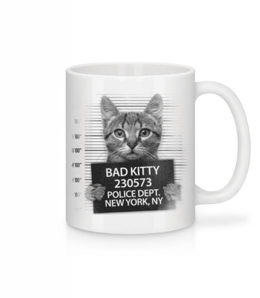 Criminal Cat - Mug - White - Front