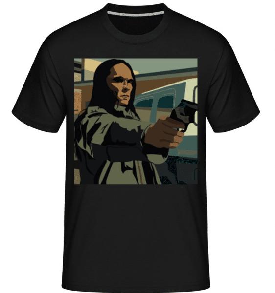 Fargo 2 -  Shirtinator Men's T-Shirt - Black - Front