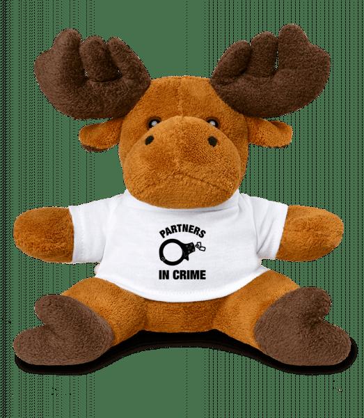 Partner in crime - Elk - White - Vorn
