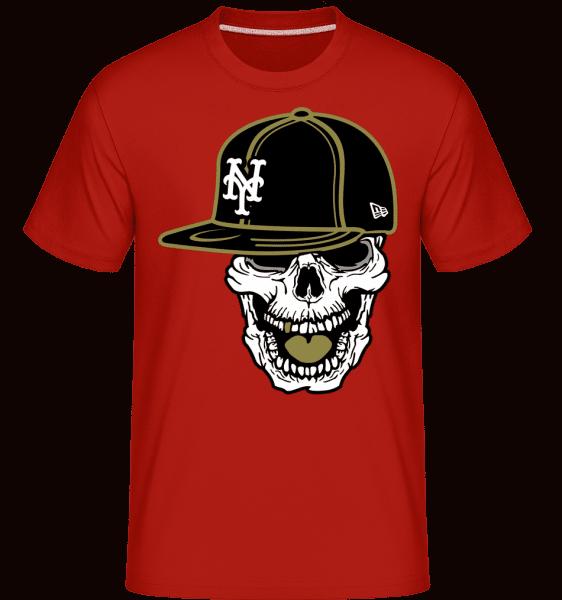 Hardcore -  Shirtinator Men's T-Shirt - Red - Front