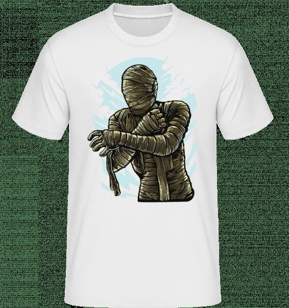 The Mummy -  Shirtinator tričko pro pány - Bílá - Napřed