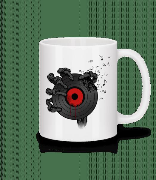 Record Of Death - Mug - White - Vorn