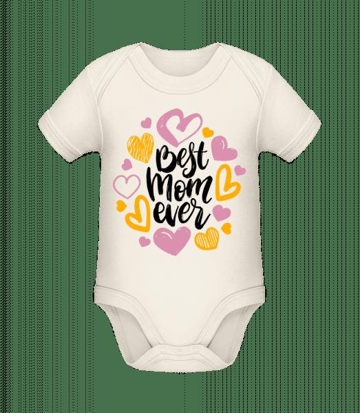 Best Mom Ever - Organic Baby Body - Cream - Vorn