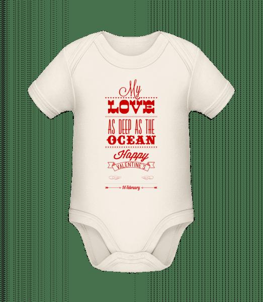 As Deep As The Ocean - Organic Baby Body - Cream - Vorn