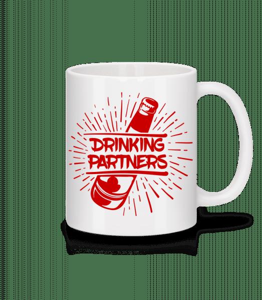 Drinking Partners - Mug - White - Vorn