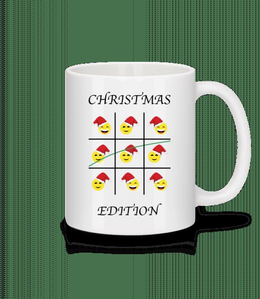 Christmas Edition - Mug - White - Vorn