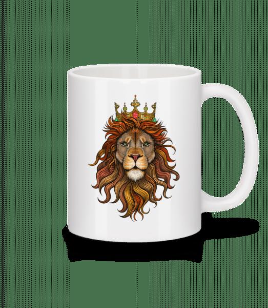 Lion King - Mug - White - Vorn