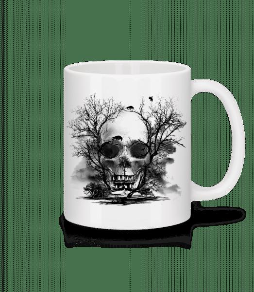 Death Trees - Mug - White - Vorn