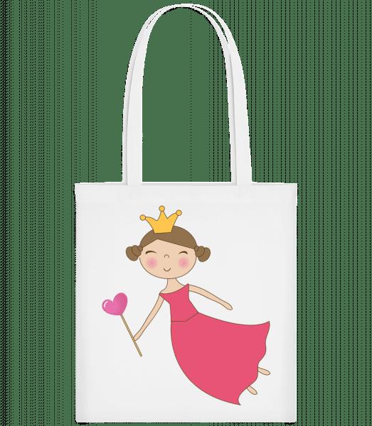 Fairy Kids Comic - Carrier Bag - White - Vorn