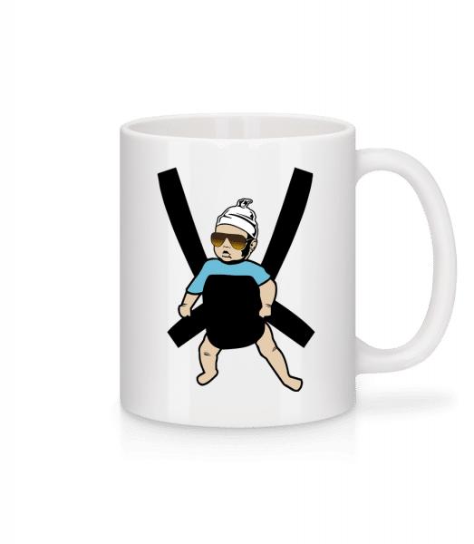 Hangover Baby - Mug - White - Vorn